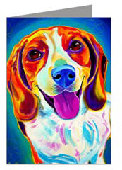 Beagles Pop Art
