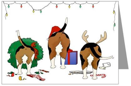 http://www.dogweb.nl/beaglegfx/beagle_christmas_butts.jpg