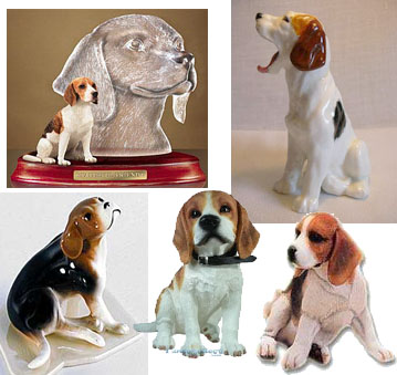 Beagle Figurines