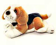 Stuffed Beagle