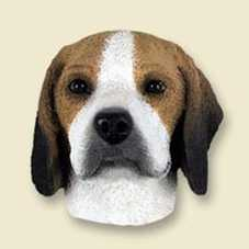 Beagle Fridge Magnet