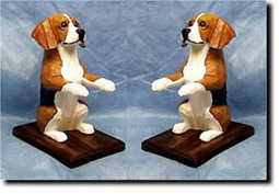 Beagle Dog Figurines