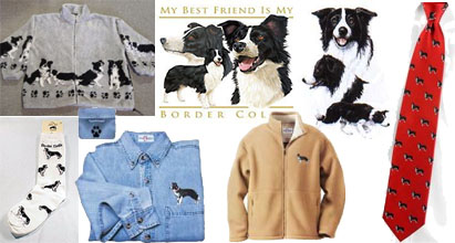 Border Collie Apparel
