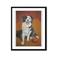 Boder Collie Art