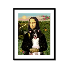 Border Collie & Mona Lisa