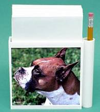 boxer dogs note