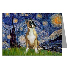 Designs Collection Van Gogh Boxer