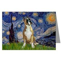 Van Gogh & Boxer