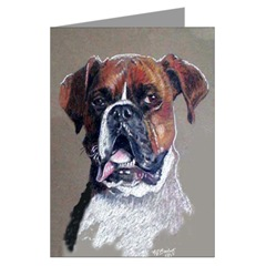 Boxer Art Cards