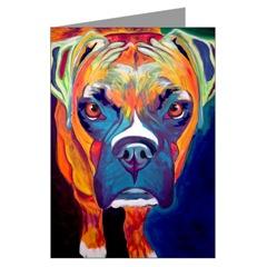 Boxer Pop Art