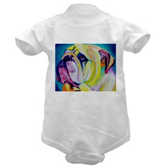 Bulldog Baby Clothing