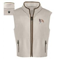 Bulldog Fleece Vest