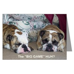 Big Game Sleepy Bulldogs