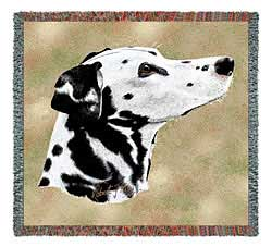 Dalmatian Blanket