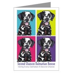 Dalmatian Rescue Cards