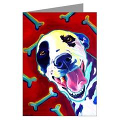 Dalmatian Dog Art