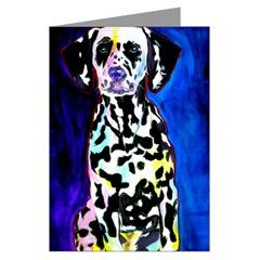 Dalmatian Art Cards