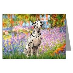 Dalmation Dog Cards