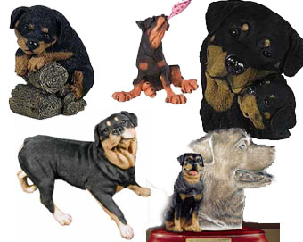 Rottweiler Kitchen Decor