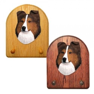 Sheltie Key Rack