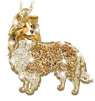 Shetland Sheepdog Jewelry Pins - Dog Gifts