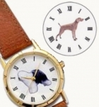 Weimaraner Custom Watch