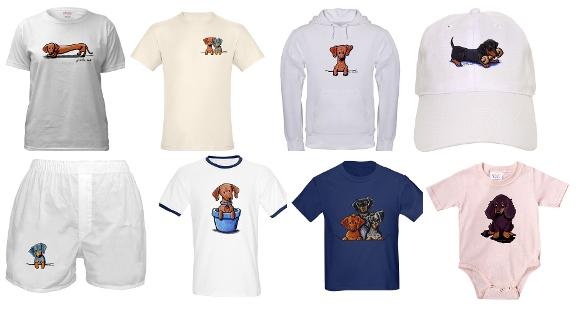 3ded1b9fce02b The Dachshund Shop - Dachshund Clothing