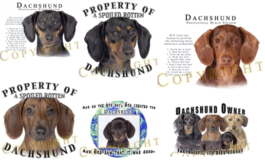 The Dachshund Shop - Dachshund Clothing