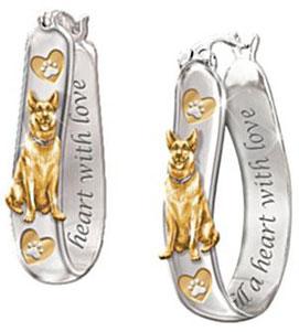 45a8a9956257a The German Shepherd Dog Shop - German Shepherd Jewelry